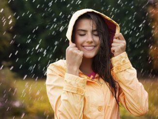 regnfrakke