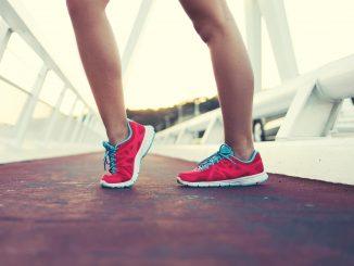Farverige sneakers