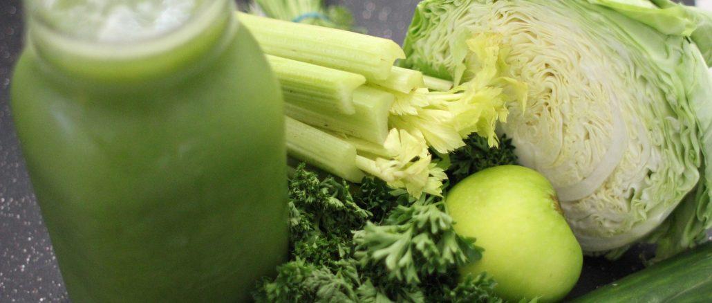 Grøn juice sundhed fra Philips